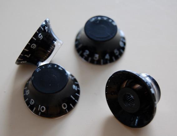 bell-knobs-zwart