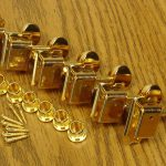 Vintage tuners gold
